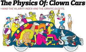 Physics of Clown Car