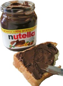 Nutella Barb Best